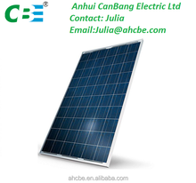 60 cell Poly 260w solar modules photovoltaic panel