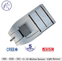 Factory directly outdoor use roadway street led lighting 40W with adjustable beam anlge