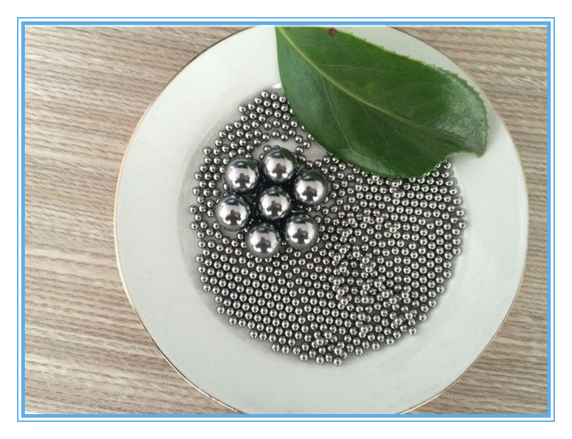 Best price high quality 8.731mm bicycle steel ball from China