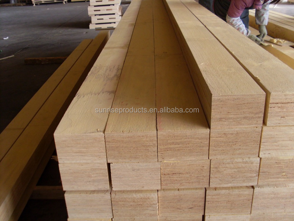 pine/poplar LVL timber use for pallet