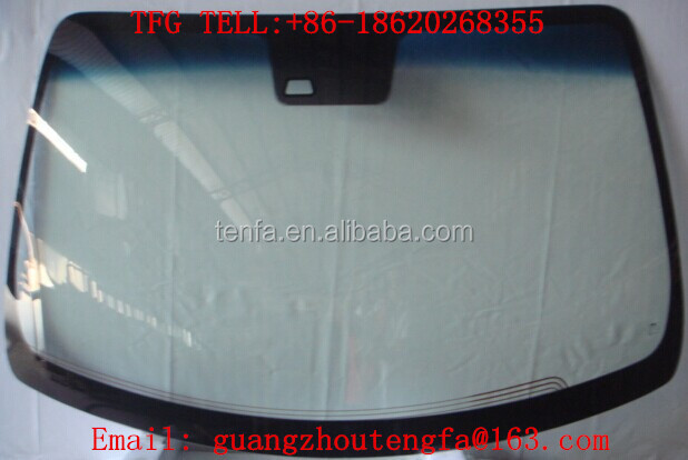 auto glass windscreen for TOYOTA PK210