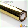 General Solid Golden Hot Stamping Foil Roll for Plastic/PVC/Chair/Decoration/Cup/Accessories in Stock and Good Quality