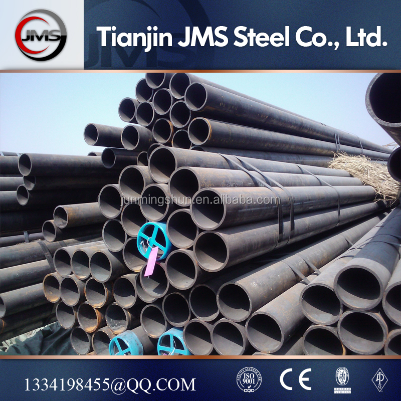 Large Diameter Double Extra Strong 4140 42CrMo Heavy Wall Seamless Pipe