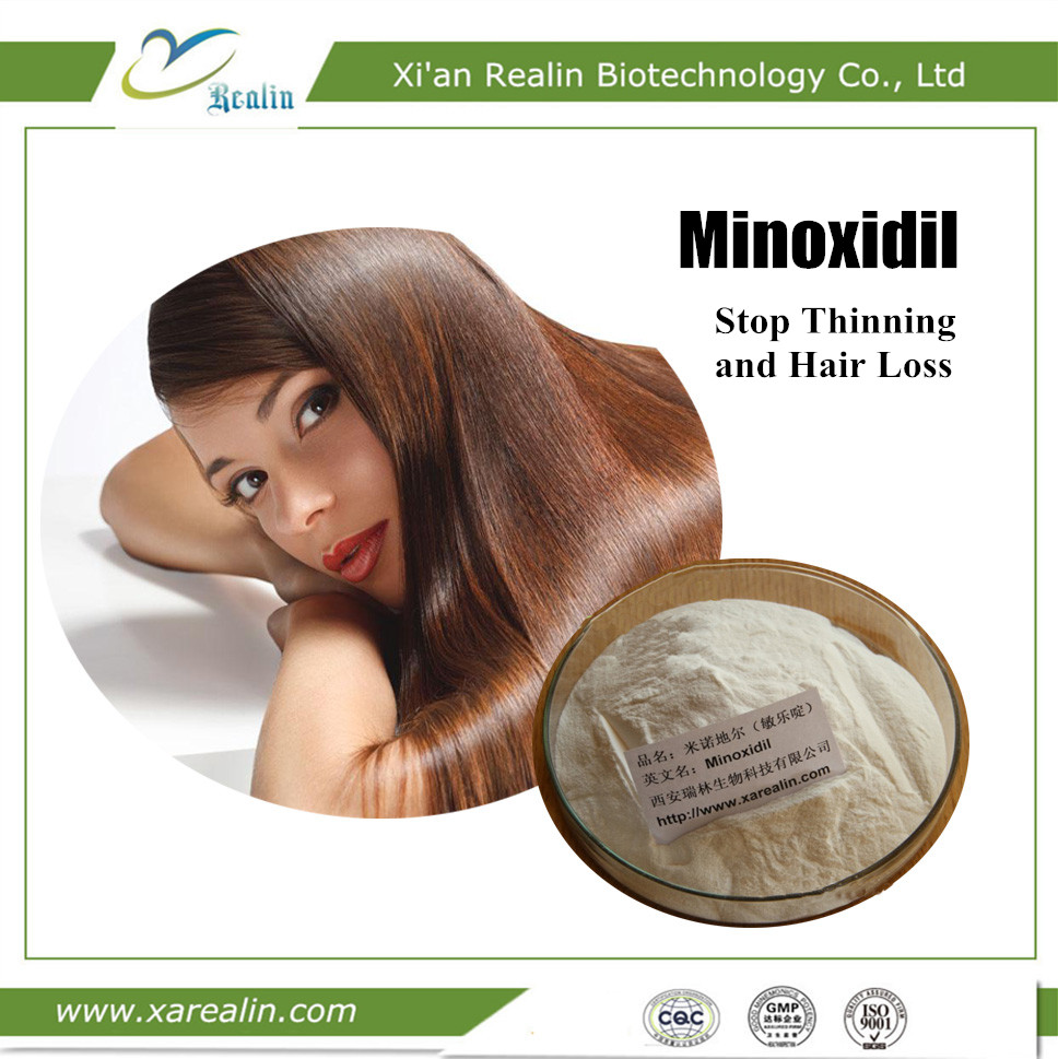 Minoxidil Powder for Strong and Healthy Hair Growing Highlight Powder for Hair