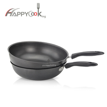 New style hot sale stainless steel cooking pan