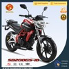 New Fashion F4 Cheap Chinese Hot Sale 200CC Engine Red Racing Motorcycle Bikes SD200GS-10