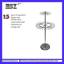 rotating metal hanging decorative lantern stand for retail shops HSX-P-398