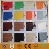 18mm factory on sale high gloss UV MDF panel UV board