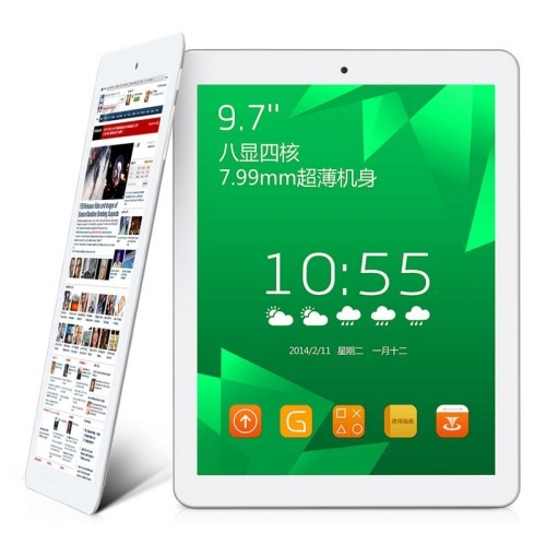 Teclast P10HD 16GB 9.7 inch Retina Display Screen Android 4.4 Tablet PC