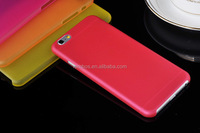 Colorful 0.3mm Ultra Thin Transparent Clear Soft PC Matte Back Case for Samsung 9190
