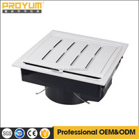 brand new exhaust fan/ventilation fan with good airflow performance/electric ceiling mountedbathroom exhaust fan