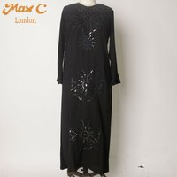 2012 Cheap beautiful dubai abayas