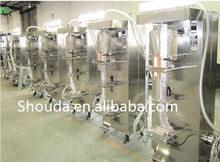 new liquid milk/ oil/ vinear/ liquid/ water/ pouch packing machine with good quality