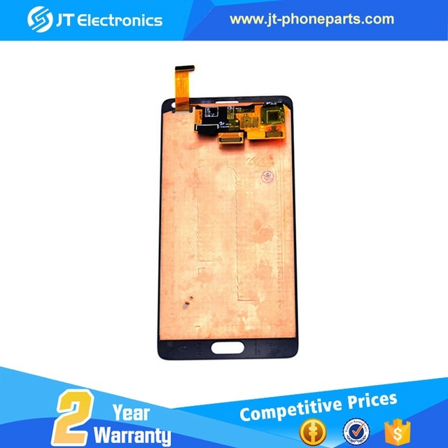 Wholesale touch screen digitizer replacement parts display assembly original lcd for samsung galaxy note 4 G910