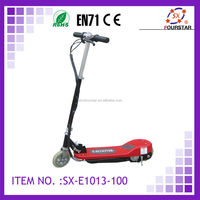 2014 New design best mini pink electric kick scooter for teenagers
