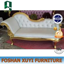 festival wedding furniture air leather sofa chair indoor furniture leather sofa chair with high quality