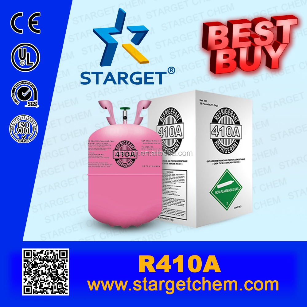 Chinese factory r410a price replace R12