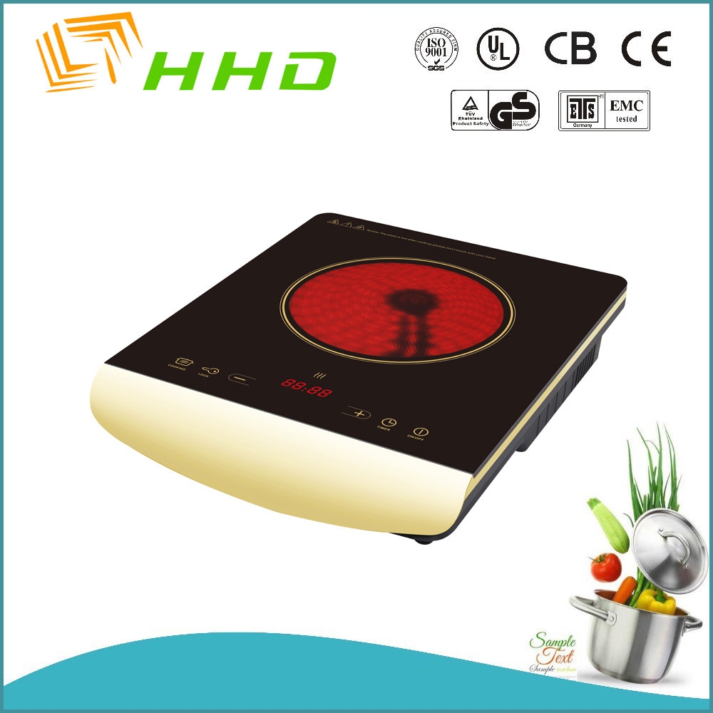 2000W-3000W Double burner Ceramic stove wholesale kitchen cooking appliance electric infrared cooker for hot sale