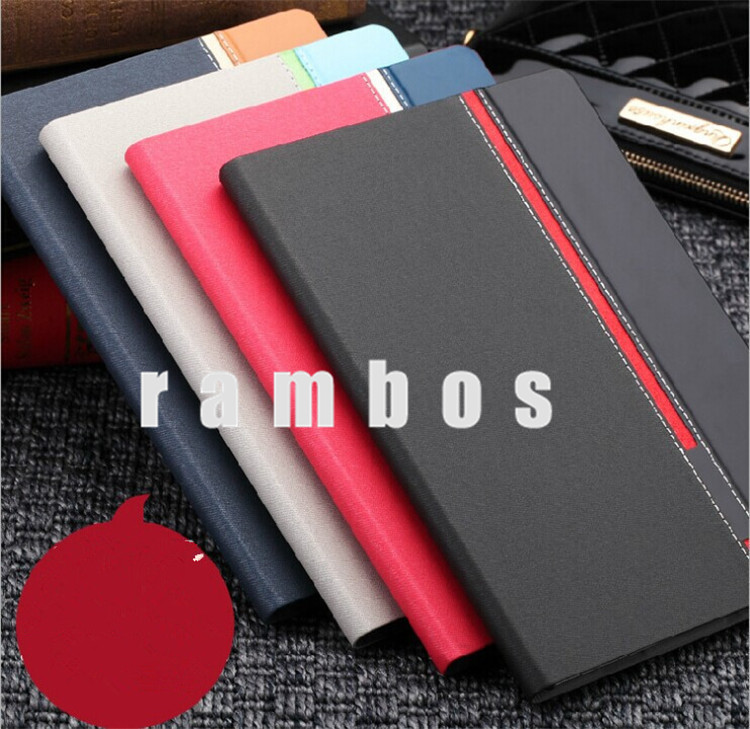 New Leather Smart Stand Case Cover 7 inch Tablet PC Coque for Samsung Galaxy Tab 2 P3100