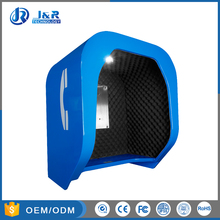 industrial telephone booth, Telephone roof, Acoustic hood hot sell