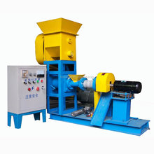 Fish feed extrusion mill