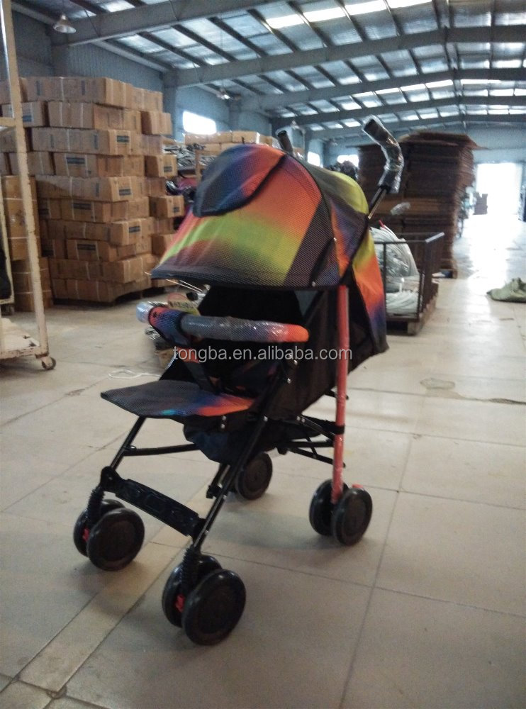 2016 top design high quality baby stroller with carrycot