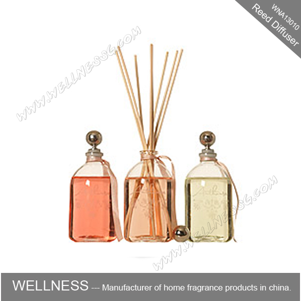 aroma reed diffuser for home use with rattan sticks