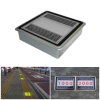 Stainless Steel Housing Waterproof IP68 Solar Powered(Charging) outdoor ground LED brick light MS-2500