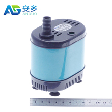 High pressure AD-1015 1500L/h centrifugal low voltage ac mini fountain gardening aquarium submersible water pump