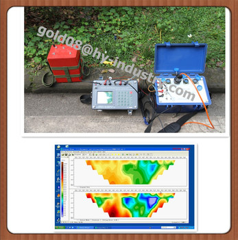 Geophysical Resistivity Sounding and Mapping for Groundwater Investigation