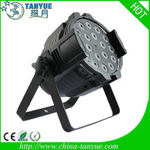 new invention 18pcs*10w RGBWA led working light led par light water proof