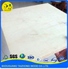 good quality full poplar plain block board