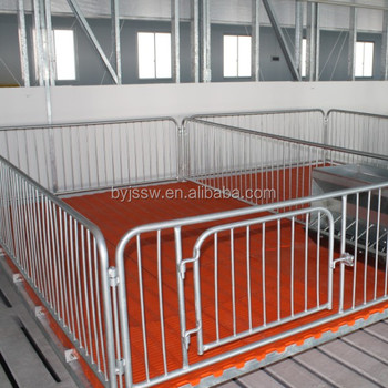 Pig Farming Equipment For Pig Nursery Pen