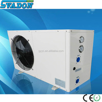 Svadon swimming pool thermostat/ air source heating equipment for swimming pool