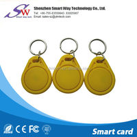 Smart ABS Practical Waterproof Rfid Keychain