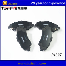 Brake Pads Type and Semi-Metal Material BRAKE PADS