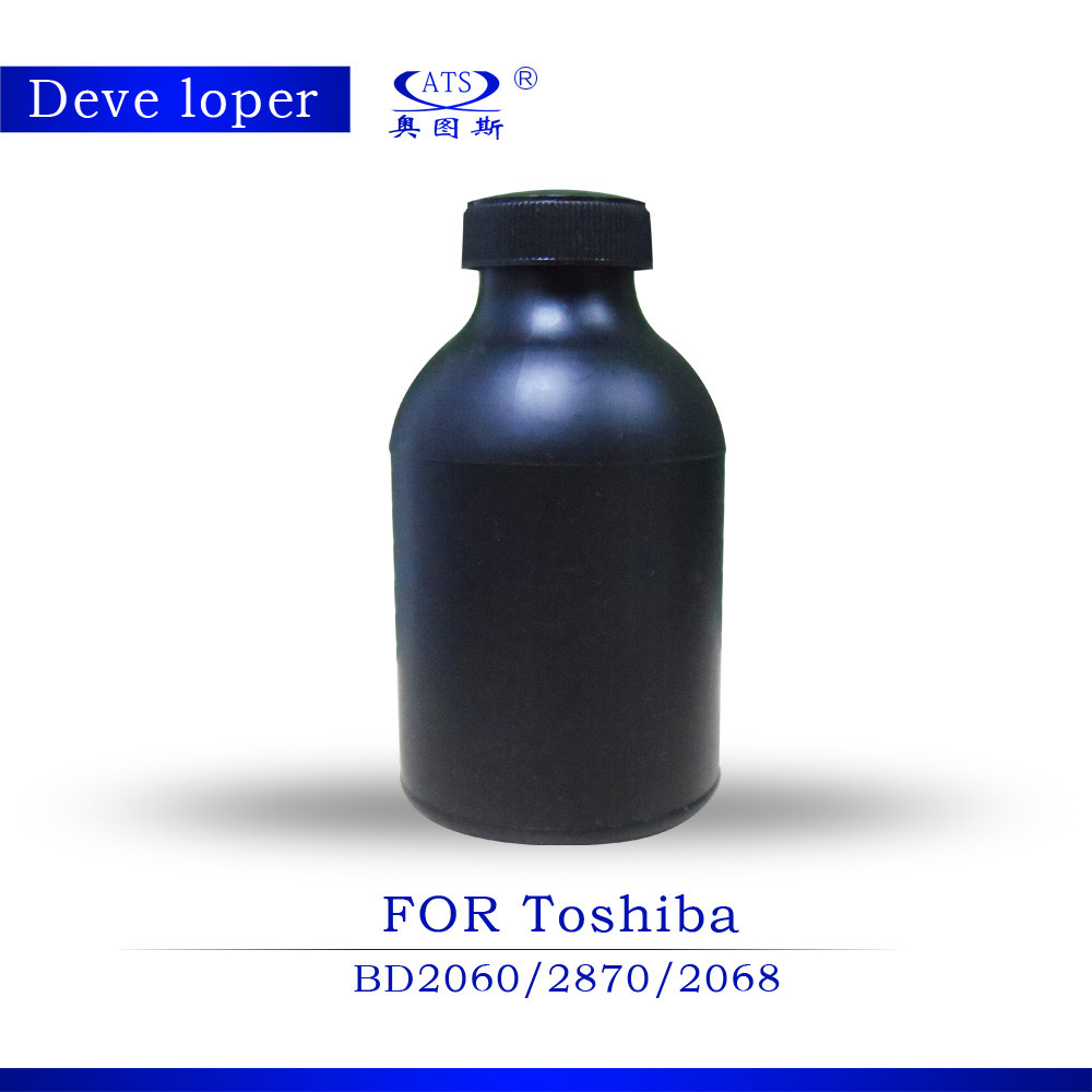 For Toshiba BD2060/2870/2860 developer powder photocopier 500g/bottle