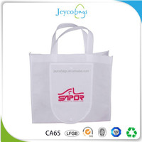 JEYCO BAGS OEM foldable non woven eco friendly bag snap, accept testings