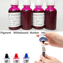 High Quality Best Price Red Water Erasable White Board Marker Pen Pigment Ink