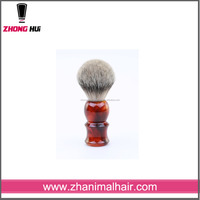 Cheap badger knots shaving brushes made in china