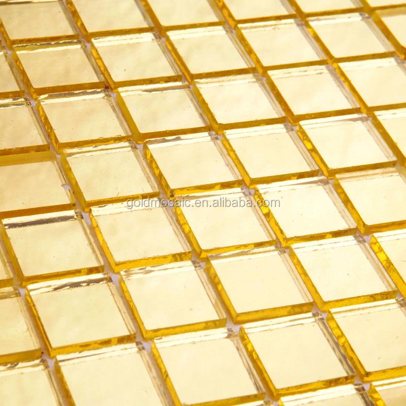 jy hp01 plan gold fliesen flache goldene mosaik spiegel. Black Bedroom Furniture Sets. Home Design Ideas