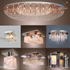 110 Voltage Modern Crystal Lamp LED
