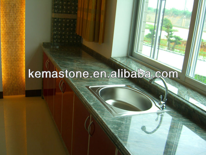 Good Nine Dragon Jade Stone Green Onyx Countertops