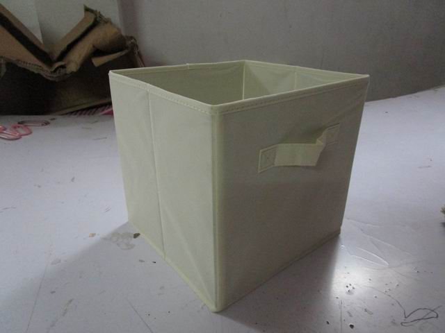 6 Pack Foldable Storage Cubes Basket Bin