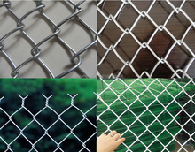backyard metal fence/house gate designs/curve wire mesh fence(Factory direct sales)