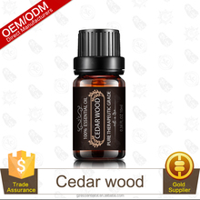 Therapeutic Grade Cedarwood Essential Oil Anti-Danddruff , Anti-hair loss , Anti-biosis