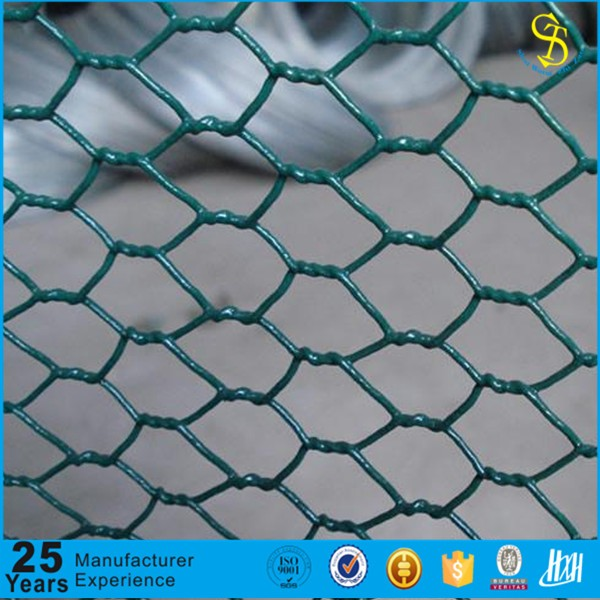 manufacturers chicken wire dog fence Hexagonal Poultry Netting