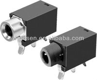 3.5mm stereo jack socket PJ30160 PJ3016C