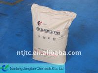 paraformaldehyde, 95%~99%, CAS No.: 30525-89-4, white granules solid, agro chemical