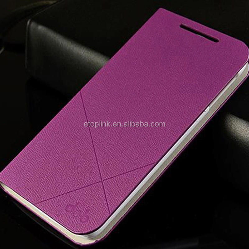 wholesale Ultra thin touch feeling flip leather phone cover case for lenovo s920